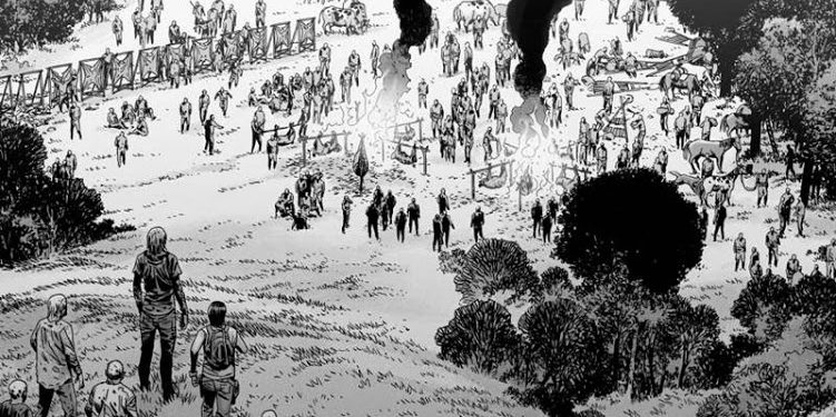 The Walking Dead 140: Vida y Muerte