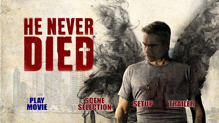He Never Died (2015): crítica y explicación.