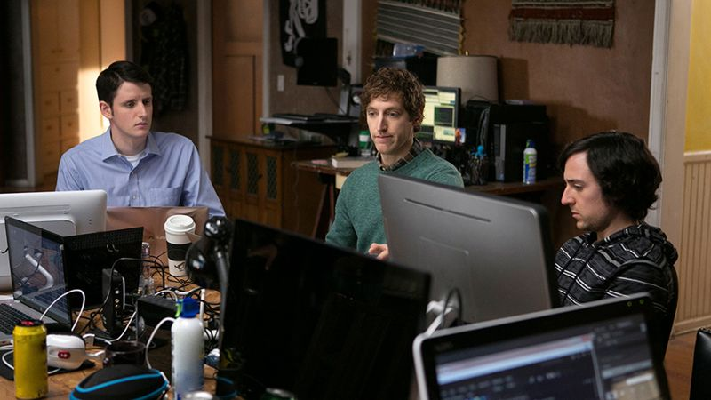 Recomendando la primera temporada de Silicon Valley