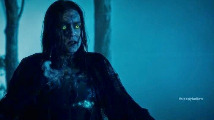 Sleepy Hollow 2×05-The weeping lady