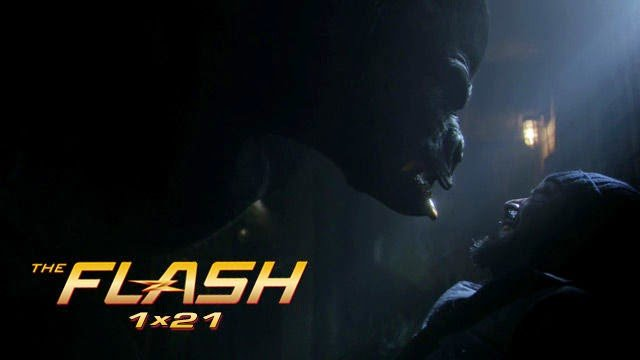 "The Flash 1×21: ""Grodd Lives"""