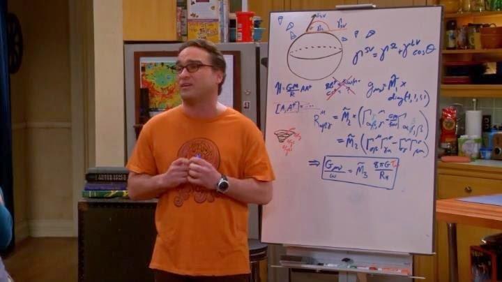 The Big Bang Theory 8×14
