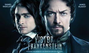 Victor Frankenstein (2015), ¿Dónde está el límite?