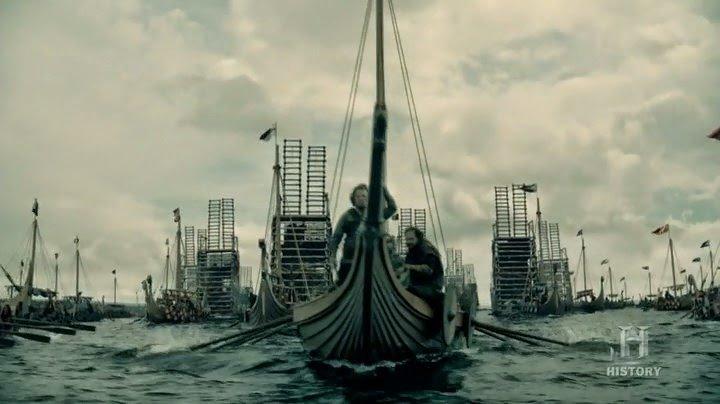 Vikings 3×08: To the Gates!