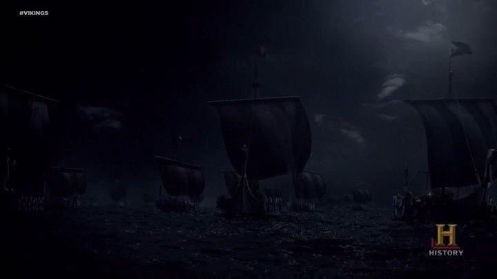 Vikings 3×10: The Dead.