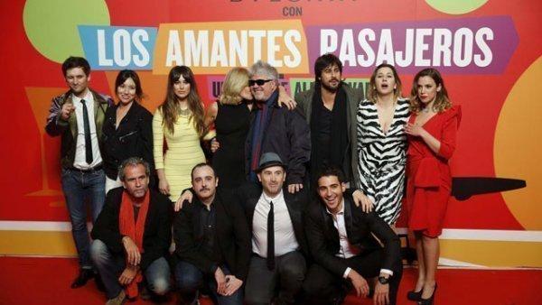 Los amantes pasajeros (2013): ¿Por qué Pedro?