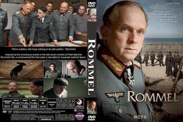 Rommel (2012): el genio acorralado
