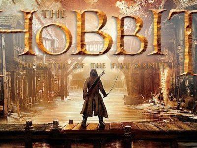 El Hobbit: la batalla de los 5 ejércitos.