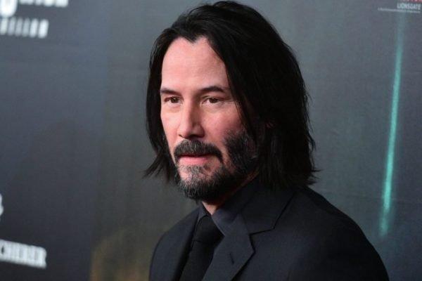 Keanu Reeves BRZRKR
