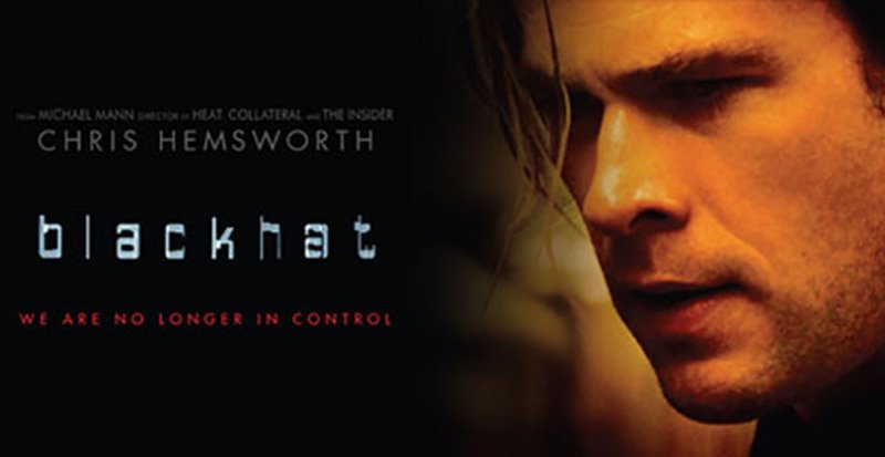 Blackhat (2015): Amenaza en la red.