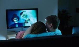 Películas de miedo con tu novia o pareja