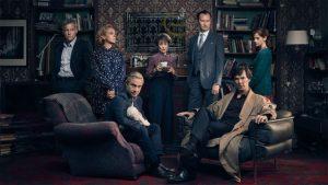 Sherlock cuarta temporada