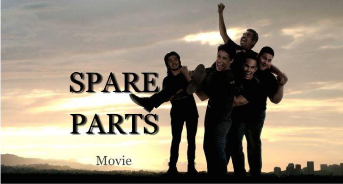 Spare Parts (2015): merece la pena verla