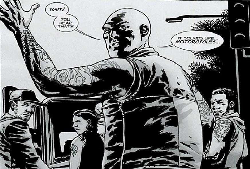 The Walking Dead 5×16