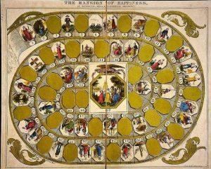 10 de los juegos de mesa históricos más interesantes