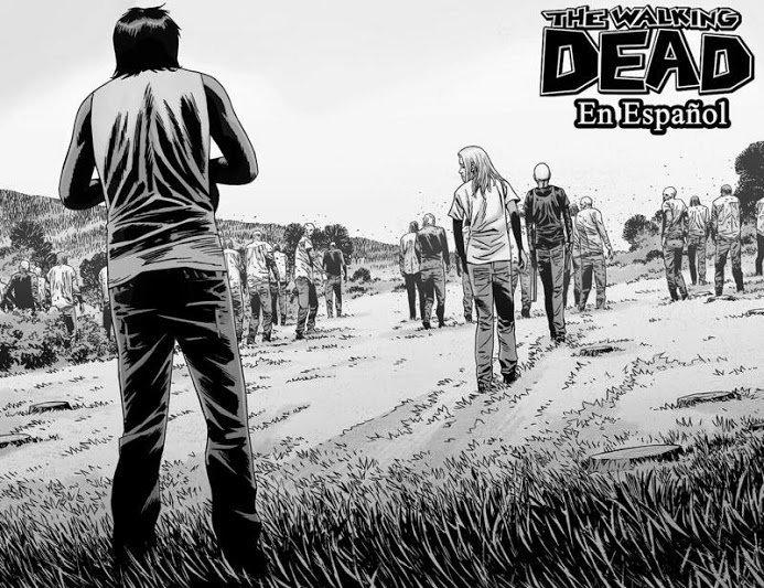 The Walking Dead 138