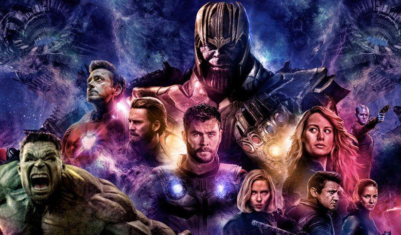 Vengadores Endgame 2019 Marvel