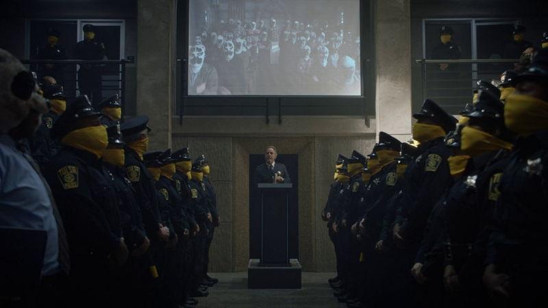 Watchmen 1x01